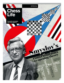 Chess Life cover